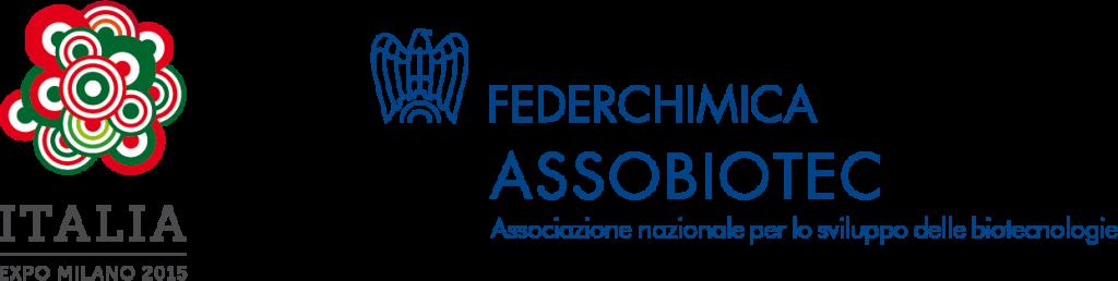 Logo Padiglione Italia Federchimica Assobiotec